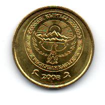 Quirquistão - 2008 - 1 Tyiyn