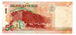 Peru - 50 Nuevos Soles - Cédula Estrangeira