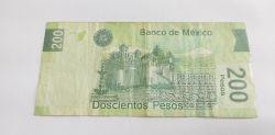 México - 200 Pesos - Cédula Estrangeira