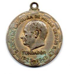 Medalha Banco Da Lavoura de Minas Gerais