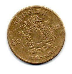 Tailândia - 1957 - 50 Satang