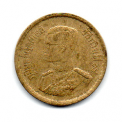 Tailândia - 1957 - 25 Satang
