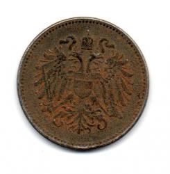 Monarquia Austro-Húngara - 1916 - 20 Heller