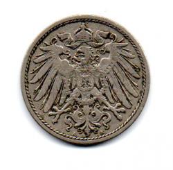 Alemanha Império - 1902A - 10 Pfennig