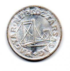 Hungria - 1989 - 50 Fillér