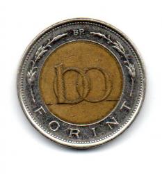 Hungria - 1998 - 100 Forint