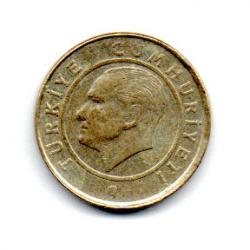 Turquia - 2009 - 5 Kurus