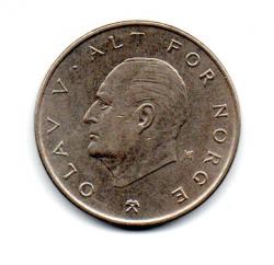 Noruega - 1975 - 1 Krone