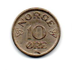 Noruega - 1951 - 10 Ore