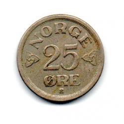 Noruega - 1957 - 25 Ore