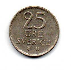 Suécia - 1963 - 25 Ore