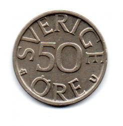 Suécia - 1978 - 50 Ore