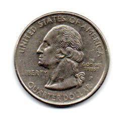Estados Unidos - 1999P - 25 Cents - Delaware - State Quarter Dollar