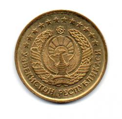 Uzbequistão - 1994 - 5 Tiyin