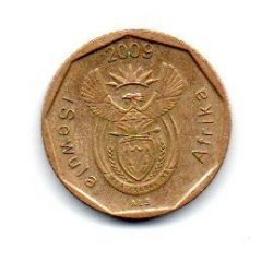 África do Sul - 2009 - 10 Cents