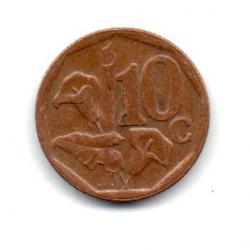 África do Sul - 2012 - 10 Cents
