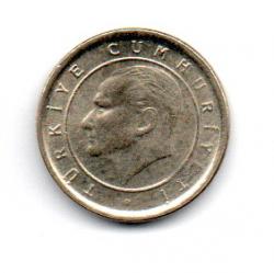 Turquia - 2005 - 5 New Kurus