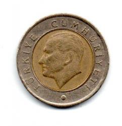 Turquia - 2010 - 50 Kurus