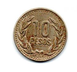 Colômbia - 1989 - 10 Pesos