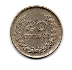 Colômbia - 1970 - 20 Centavos