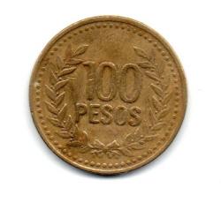 Colômbia - 1994 - 100 Pesos