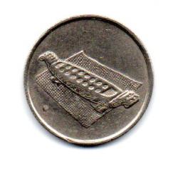 Malásia - 2002 - 10 Sen