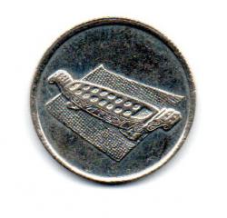 Malásia - 2011 - 10 Sen
