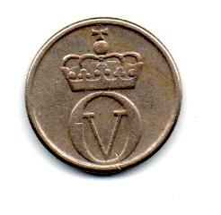 Noruega - 1961 - 10 Ore