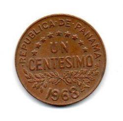 Panamá - 1968 - 1 Centésimo