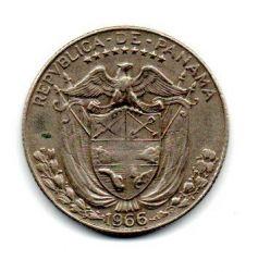 Panamá - 1966 - ¼ Balboa