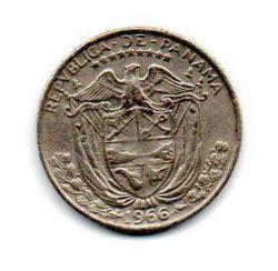 Panamá - 1966 - 1/10 Balboa