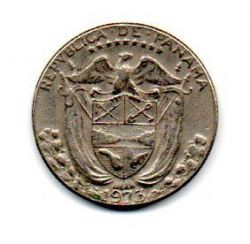 Panamá - 1973 - 1/10 Balboa