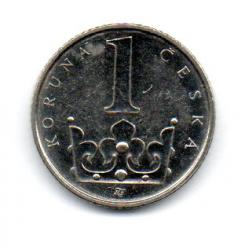 República Tcheca - 2002 - 1 Koruna