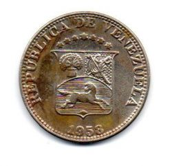 Venezuela - 1958 - 12½ Céntimos