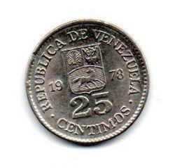 Venezuela - 1978 - 25 Céntimos