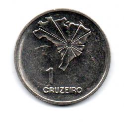 1972 - 1 Cruzeiro - Comemorativa Sesquicentenário da Independência - Moeda Brasil - Estado de Conservação: Soberba/Flor (Sob/Fc)