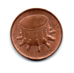 Malásia - 1990 - 1 Sen