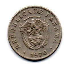 Panamá - 1970 - 5 Centésimos