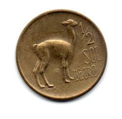 Peru - 1974 - ½ Sol