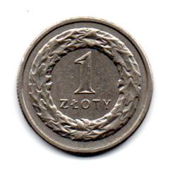 Polônia - 1994 - 1 Zloty