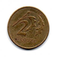 Polônia - 2011 - 2 Grosze