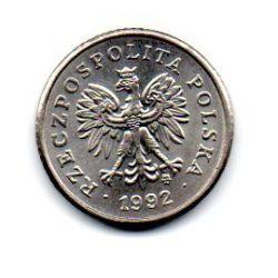 Polônia - 1992 - 10 Groszy