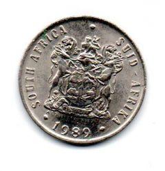África do Sul - 1989 - 10 Cents
