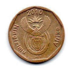 África do Sul - 2010 - 20 Cents