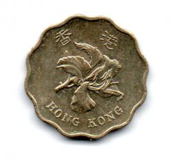 Hong Kong - 1997 - 20 Cents