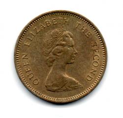 Hong Kong - 1978 - 50 Cents