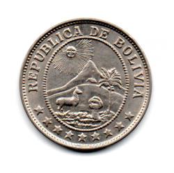 Bolívia - 1939 - 10 Centavos