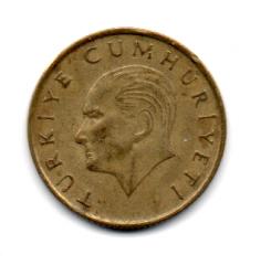 Turquia - 1989 - 100 Lira