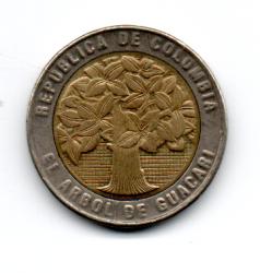 Colômbia - 2008 - 500 Pesos