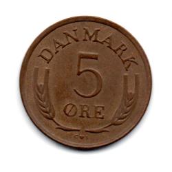Dinamarca - 1969 - 5 Ore